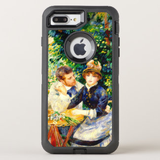 Dans le jardin - In the garden - Renoir painting OtterBox Defender iPhone 7 Plus Case