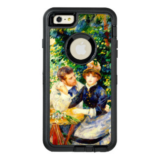 Dans le jardin - In the garden - Renoir painting OtterBox Defender iPhone Case