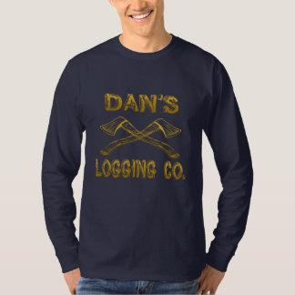 Dan's Logging Company Shirts