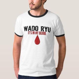 Dans mon sang WADO RYU T-shirt