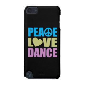 Danse d'amour de paix coque iPod touch 5G