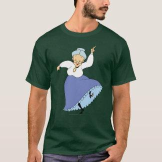Danse de mamie - couleur t-shirt