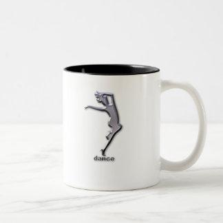 Danse folle mugs à café