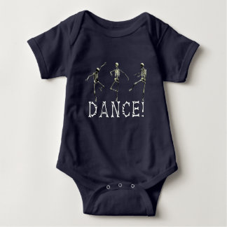 Danse Macabre Baby Clothing Baby Bodysuit