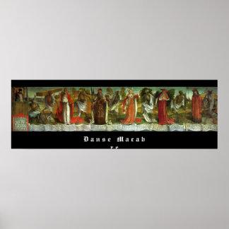 Danse Macabre Poster