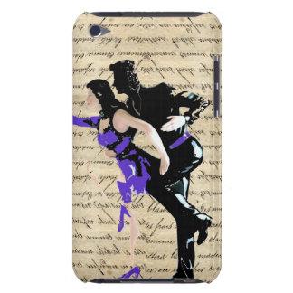 Danseurs de cru de style d'art déco coque Case-Mate iPod touch