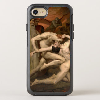 Dante and Virgil William-Adolphe Bouguereau OtterBox Symmetry iPhone 8/7 Case