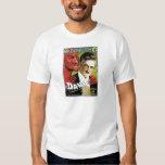 Dante ~ Europe's Magician Vintage Magic Act Tshirts
