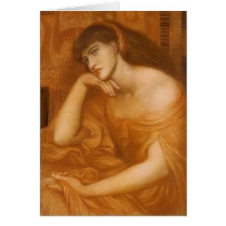 Dante Gabriel Rossetti: Penelope Card