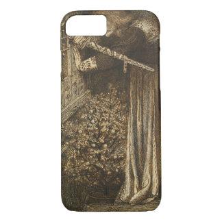 Dante Gabriel Rossetti - Sir Launcelot iPhone 7 Case