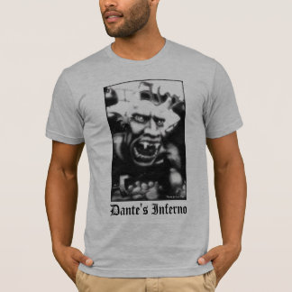 Dante's Inferno Adult T-shirt