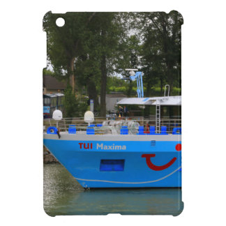 Danube cruise ship, Durnstein, Austria iPad Mini Cover
