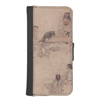 Danwon - Seodang - Korean School iPhone SE/5/5s Wallet Case