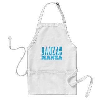 Danza is the Manza Standard Apron