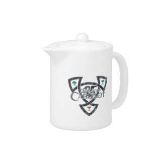 DAoC Knot Teapot