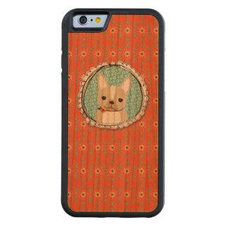 Dapper French Bulldog Cherry iPhone 6 Bumper Case
