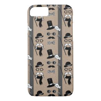 Dapper Gentlemen Case-Mate iPhone Case