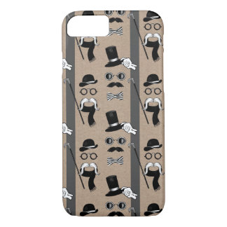 Dapper Gentlemen iPhone 8/7 Case