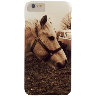 Dappled Horse and Bus Barely There iPhone 6 Plus Case