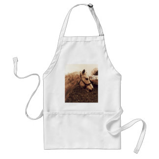 Dappled Horse and Bus Standard Apron