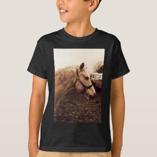 Dappled Horse and Bus T-Shirt