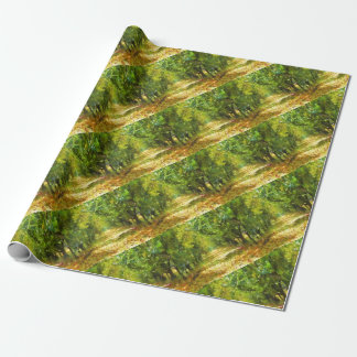 Dappled Light Of Daydreams s6 Wrapping Paper