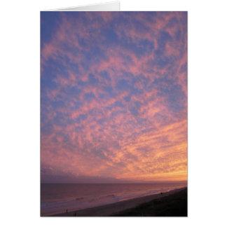 Dappled Sky Card