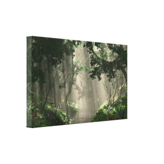 Dapplewood Canvas Print