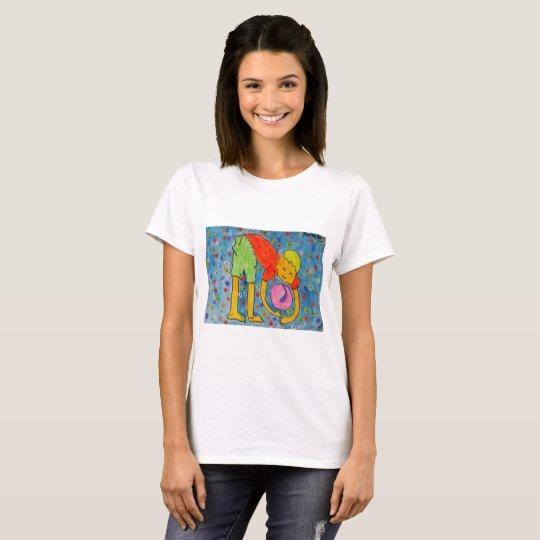 darabem ball and I go II T-Shirt