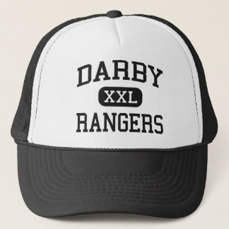 Darby - Rangers - Junior - Fort Smith Arkansas Trucker Hat