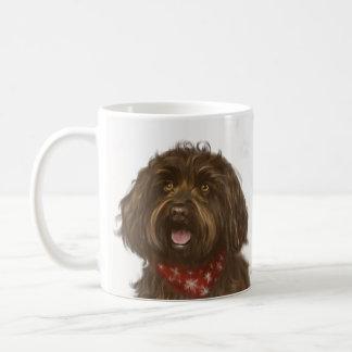 Darcey Austalian Labradoodle  © Labradoodle Love Coffee Mug