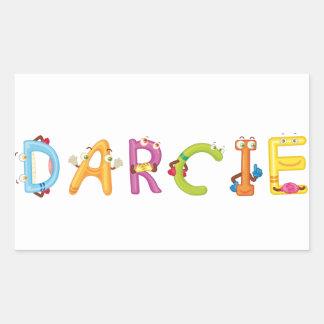 Darcie Sticker
