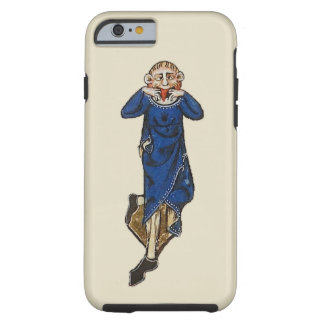 Dare grimace (medieval) tough iPhone 6 case