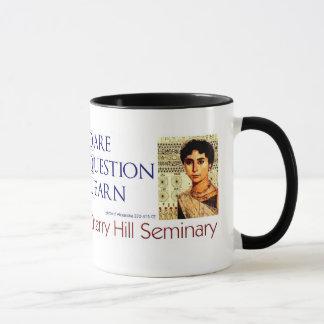 Dare Question Learn Mug