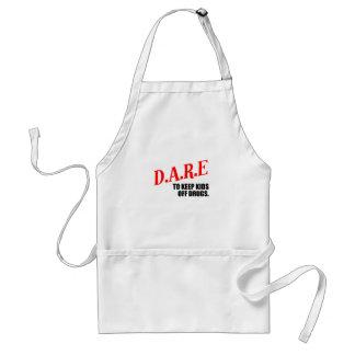 dare standard apron