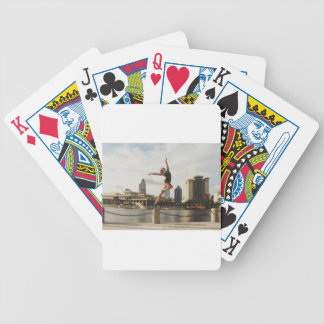 Dare to Dance Bicycle Playing Cards