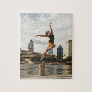 Dare to Dance Jigsaw Puzzle