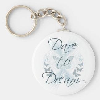 Dare to Dream Keychain
