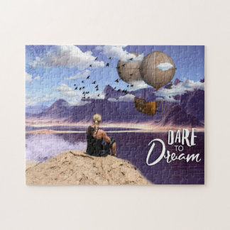 Dare to Dream puzzle