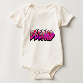DareBears Graffitti line Baby Bodysuit
