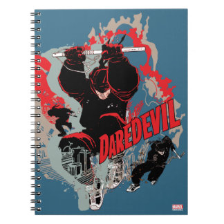 Daredevil Action Graphic Notebooks