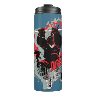 Daredevil Action Graphic Thermal Tumbler