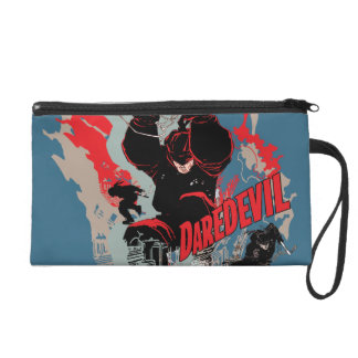 Daredevil Action Graphic Wristlet
