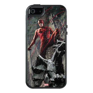 Daredevil Atop A Gargoyle OtterBox iPhone 5/5s/SE Case