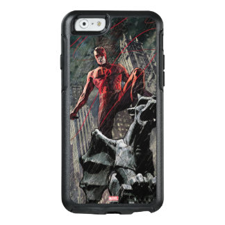 Daredevil Atop A Gargoyle OtterBox iPhone 6/6s Case