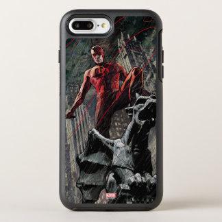 Daredevil Atop A Gargoyle OtterBox Symmetry iPhone 7 Plus Case