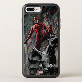Daredevil Atop A Gargoyle OtterBox Symmetry iPhone 8 Plus/7 Plus Case