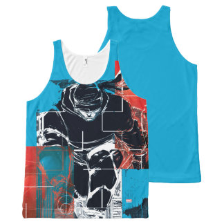 Daredevil Begins All-Over-Print Tank Top