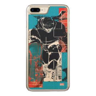 Daredevil Begins Carved iPhone 8 Plus/7 Plus Case