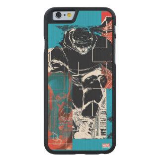 Daredevil Begins Carved Maple iPhone 6 Case